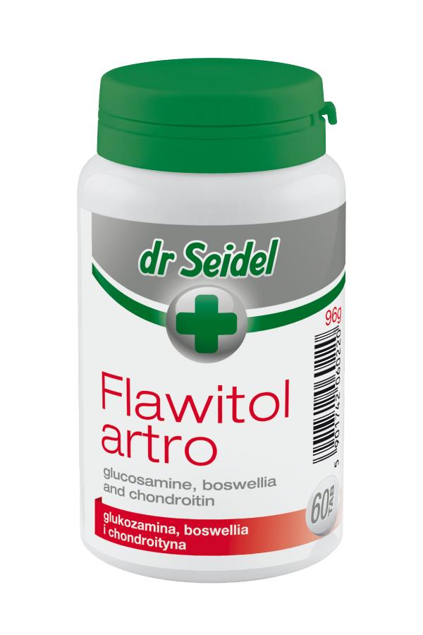 Dr Seidel Flawitol Artro Wspomaga Pracę Stawów 60 Tabletek