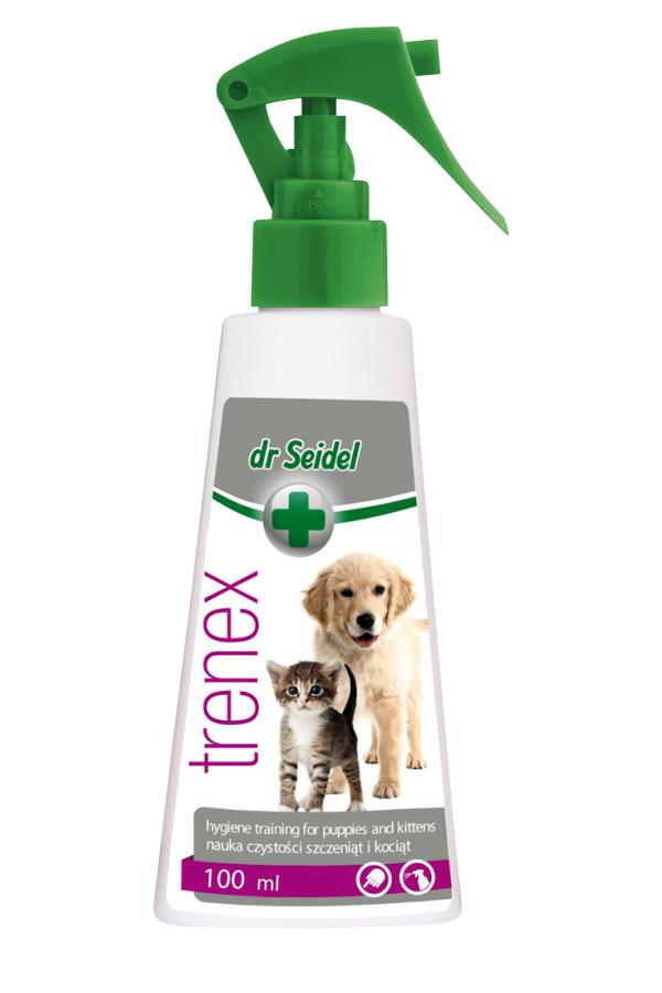 Dr Seidel Trenex Spray do Nauki Czystości dla Szczeniąt 100 ml