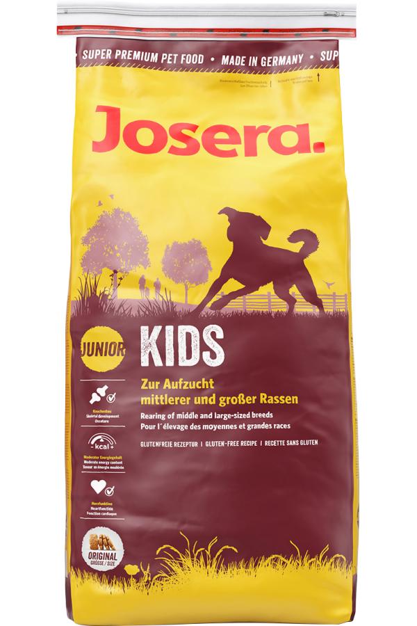 Josera junior kids średnie i duże rasy 15 kg