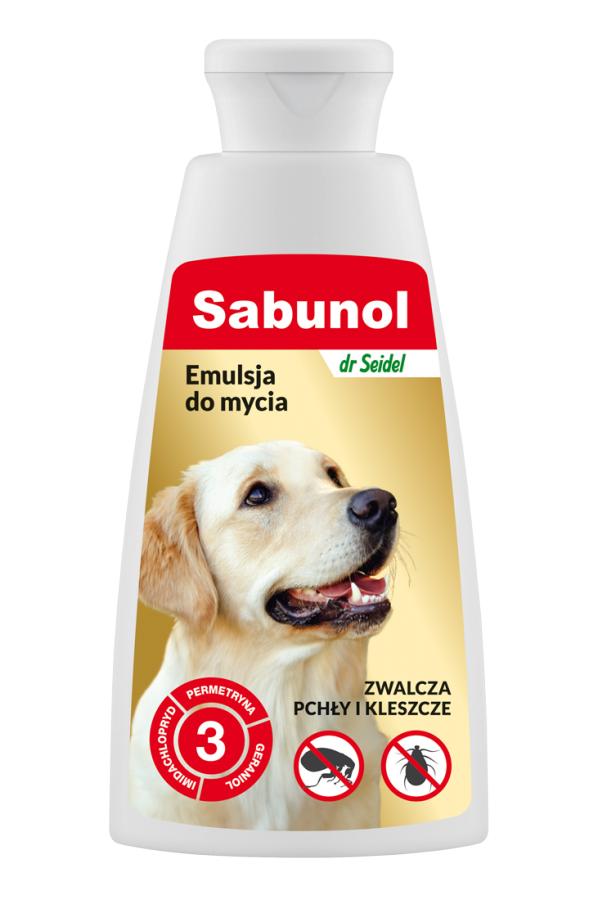 Sabunol Emulsja Przeciw Pchłom 150 ml