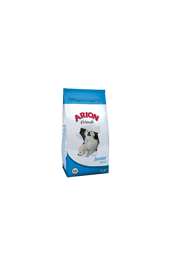 Arion friends junior 30/14 3 kg