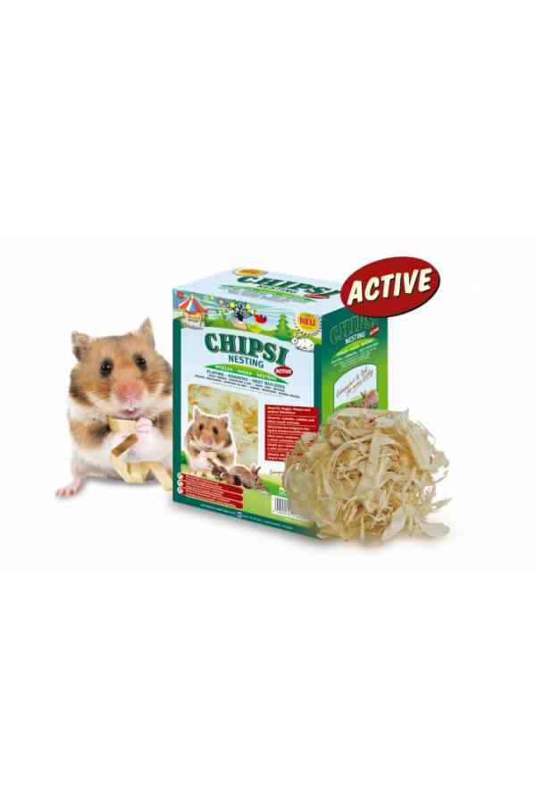 Jrs chipsi nesting active 50g do zabawy