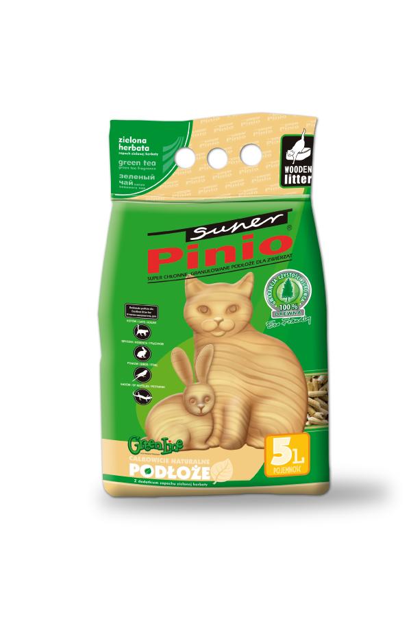 Super Benek Pinio Zielona Herbata 10 l