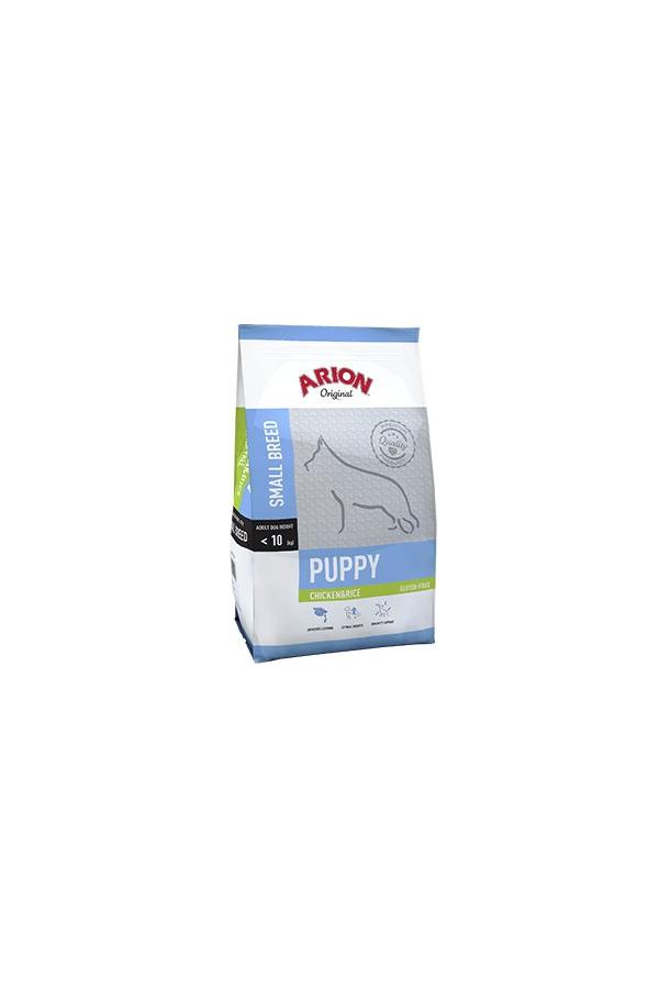 Arion original puppy small chicken&rice 3 kg