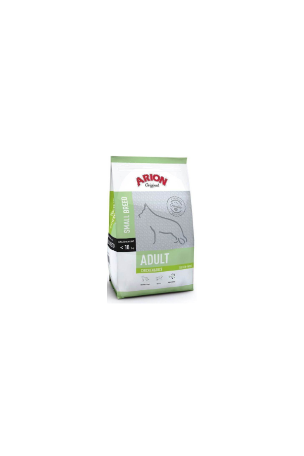Arion Original Chicken & Rice Small Adult 7,5 kg