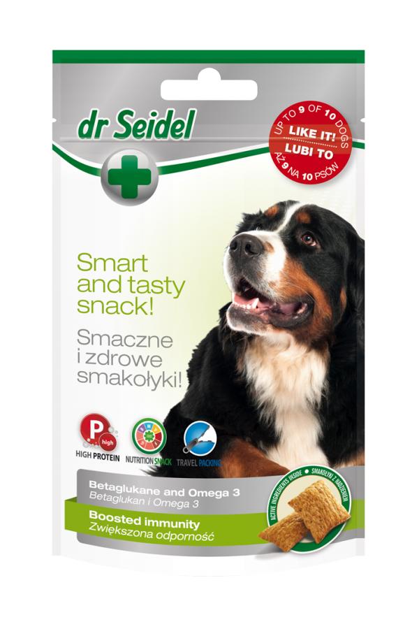 Dr Seidel Smakołyki Zwiększenie Odporności dla Psa 90 g