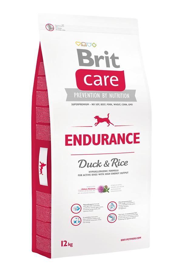 Brit Care Endurance Wytrzymałość Duck & Rice Kaczka 12 kg