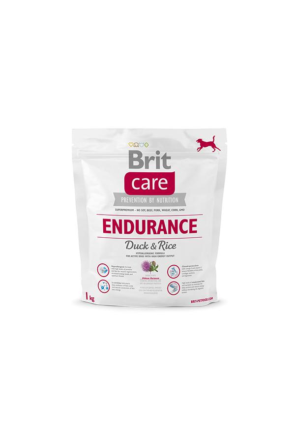 Brit Care Endurance Wytrzymałość Duck & Rice Kaczka 1 kg