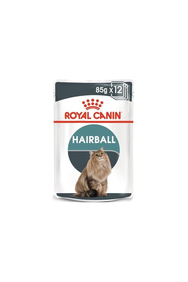 Royal Canin Hairball Care w Sosie dla Kota 85 g