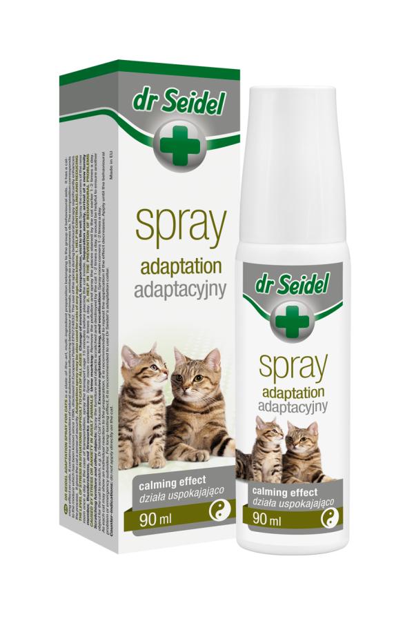 Dr Seidel Spray Adaptacyjny dla Kota 90 ml