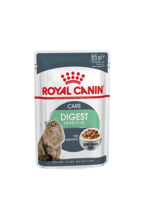 Royal Canin Digest Sensitive dla Kota 85 g