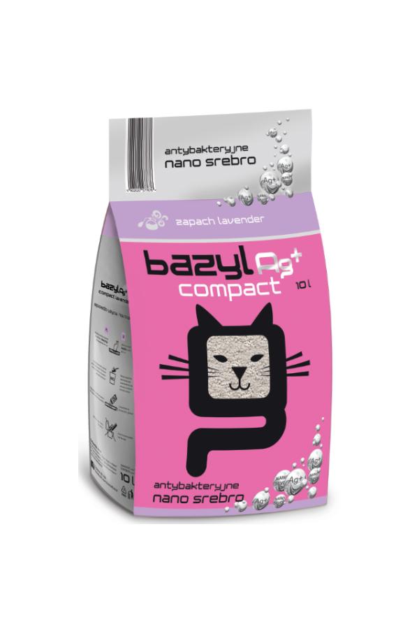 Bazyl Ag + Compact  Lavender 10 l