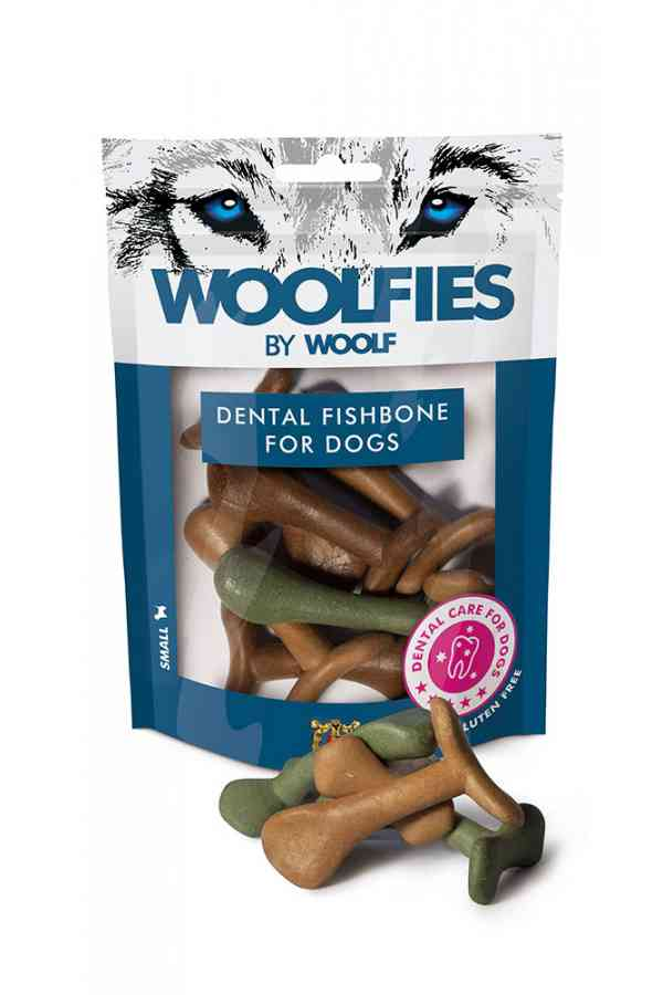 Woolf Dental Fishbone S 200 g