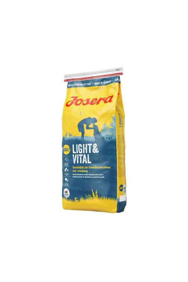 Josera Light & Vital Niskokaloryczna 15 kg