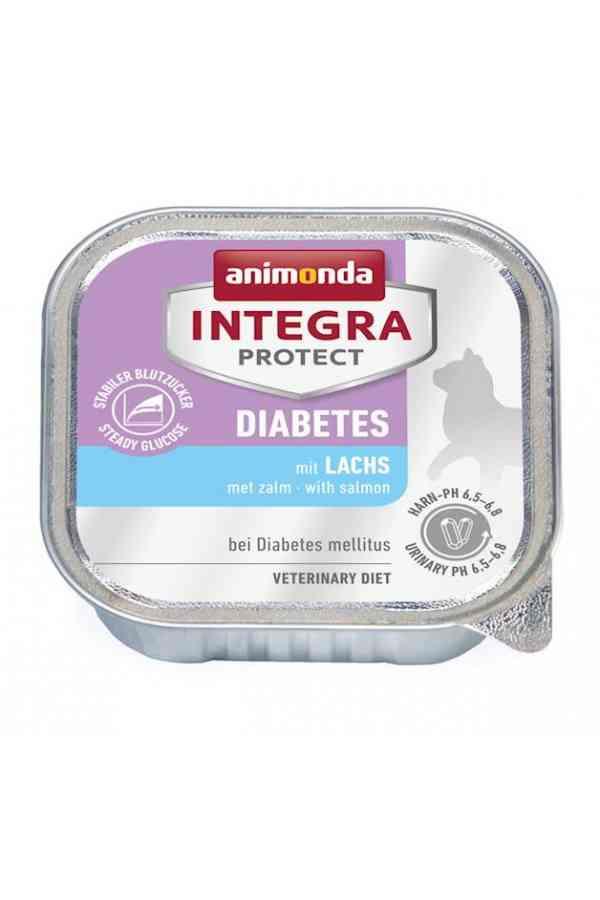 Animonda integra protect diabetes łosoś 100 g
