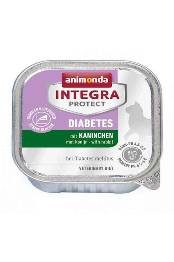 Animonda Integra Protect Diabetes Królik 100 g