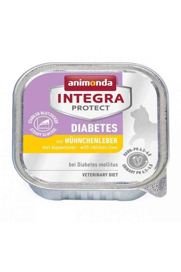 Animonda integra protect diabetes wątróbka z kurczaka 100 g
