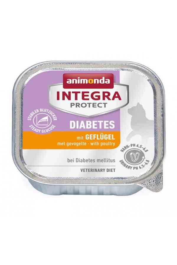 Animonda integra protect diabetes drób 100 g