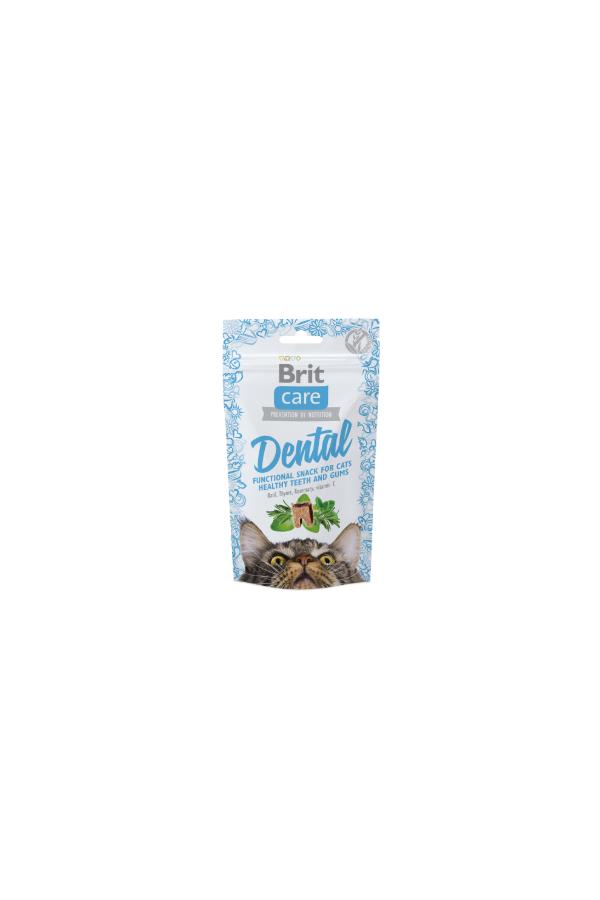 Brit Care Dental Snack Jama Ustna 50 g