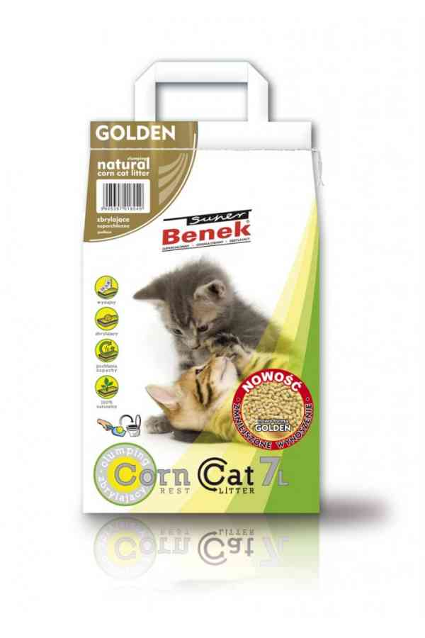 Super Benek Corn Cat Golden 7 l
