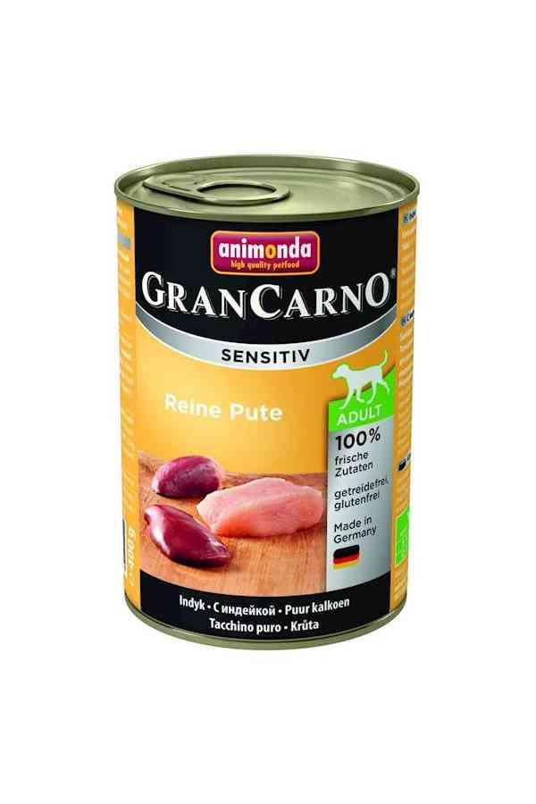 Animonda grancarno sensitiv adult indyk 400 g