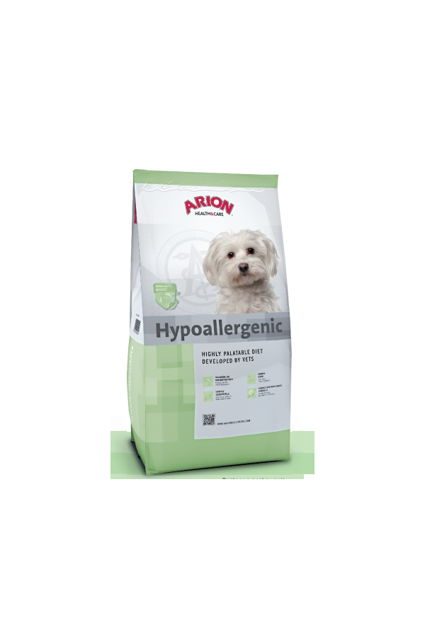 Arion h&c hypoallergenic  small 7,5 kg