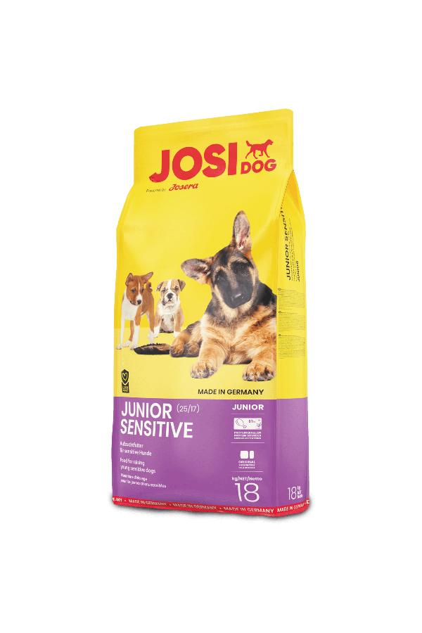 Josera Josidog Sensitive Drób Junior 18 kg