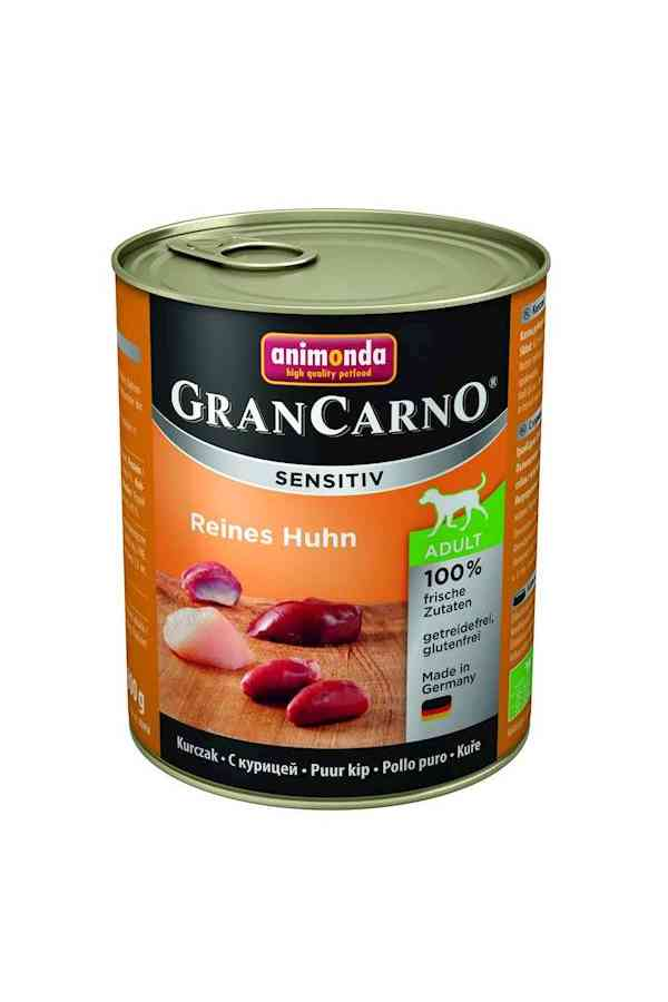 Animonda grancarno sensitiv adult kurczak 800 g