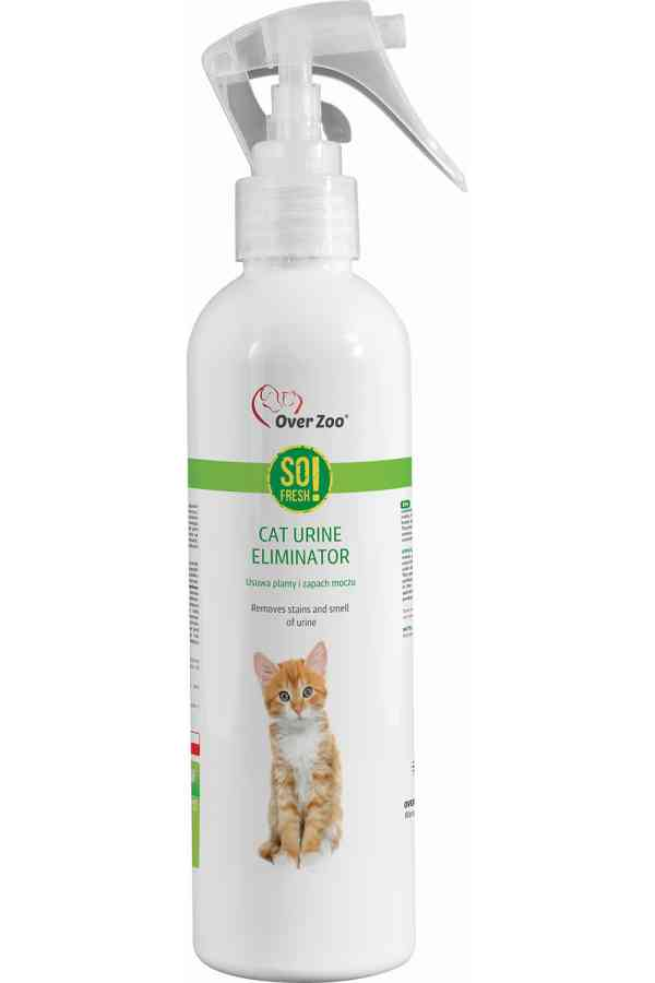 Over Zoo Cat Urine Eliminator 250 ml