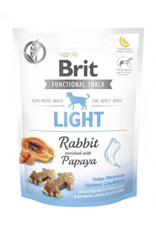 Brit Care Functional Snack Light Rabbit Królik 150 g