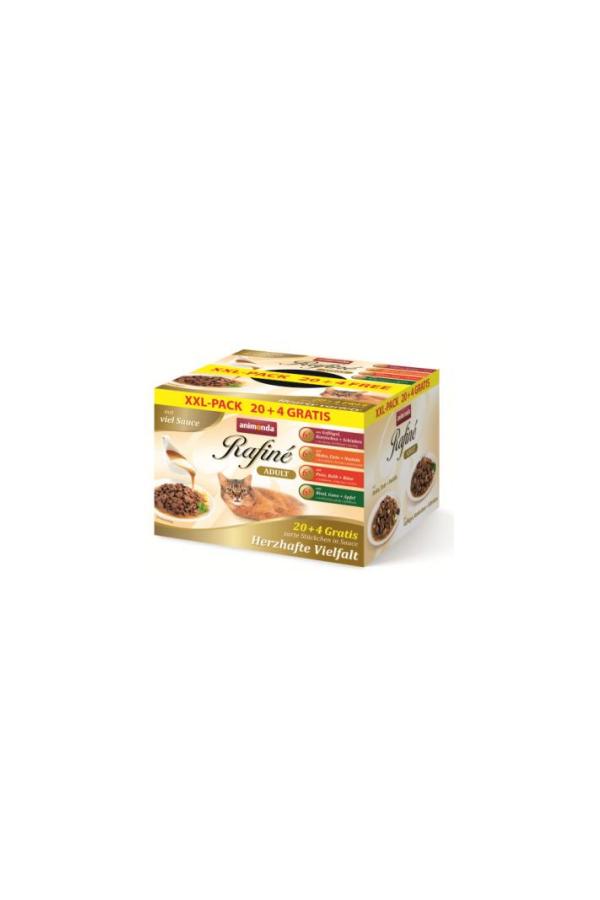 Animonda rafine soupe adult 20+4 gratis
