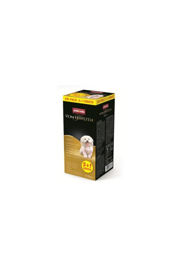 Animonda Mix Smaków 150 g 5 + 1