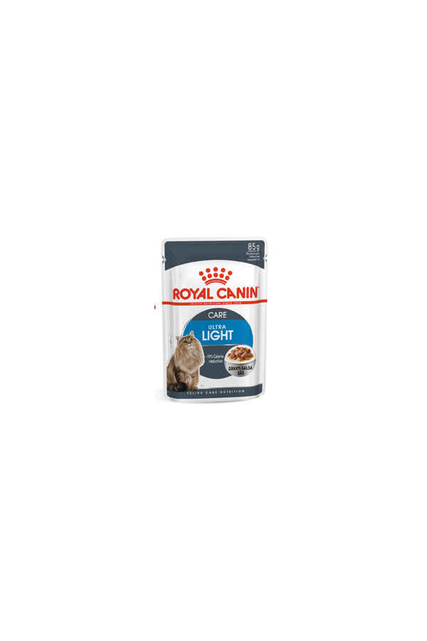 Royal Canin Ultra Light w Sosie dla Kota 85 g