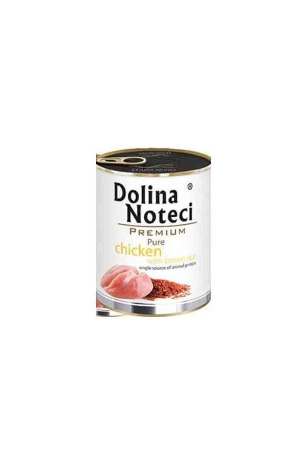 Dolina Noteci Premium Pure Kurczak z Ryżem 800 g