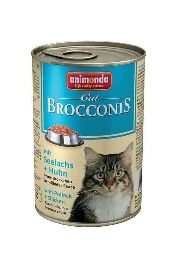 Animonda Brocconis Ryba z Kurczakiem 400 g