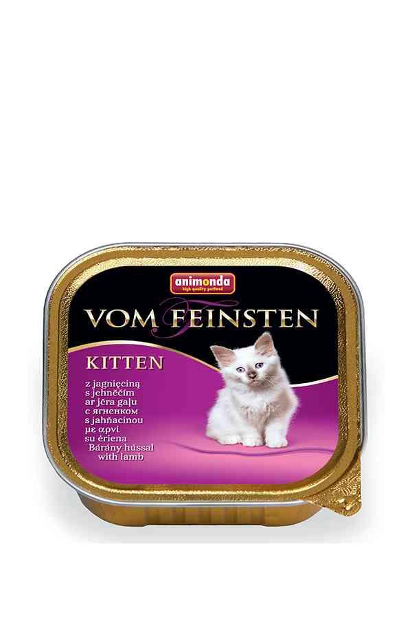 Animonda Vom Feinsten Jagnięcina Kitten 100 g