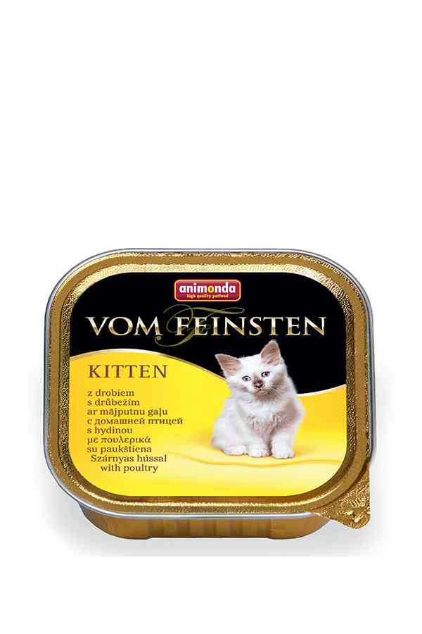 Animonda vom feinsten kitten drób 100 g
