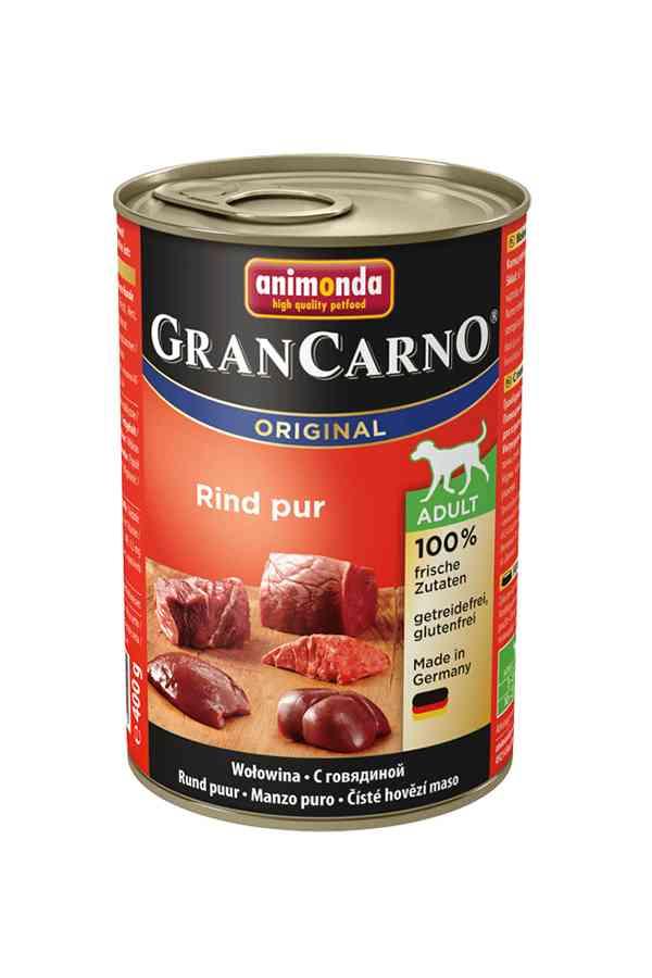Animonda grancarno wołowina 400 g